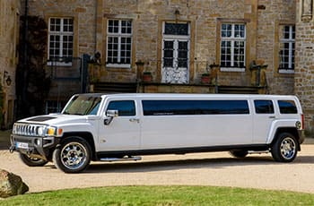 Hummer Stretchlimousine Deluxe
