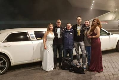 Chrysler Stretchlimousine Party